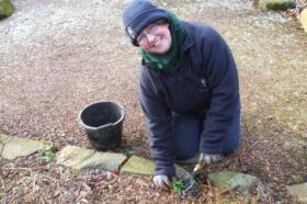 HBGBS trainee Joanne Parker