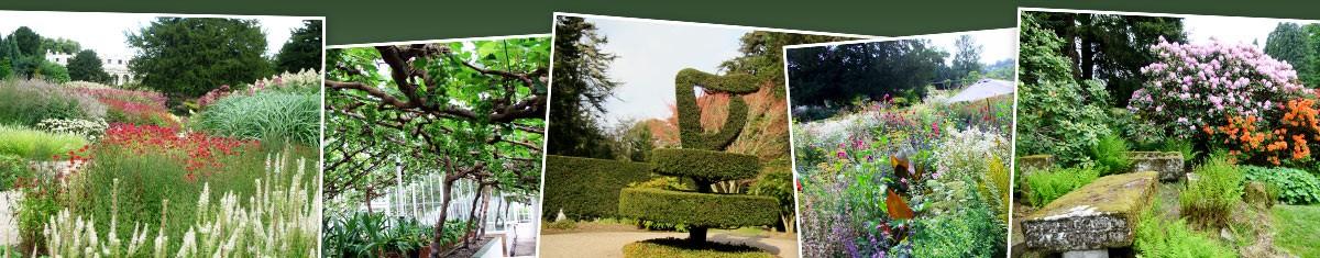 Historic & Botanic Gardens Bursary Scheme Palcements