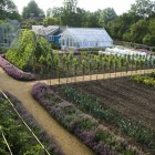 Myddelton House 2016_Kitchen Garden