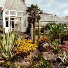 The Birmingham Botanical Gardens And Glasshouses